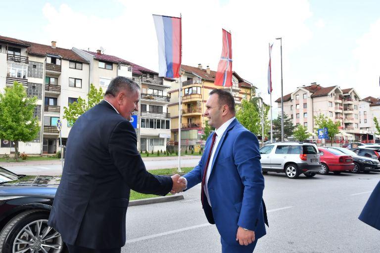 Предсједник Владе Радован Вишковић у радној посјети Источном Сарајеву