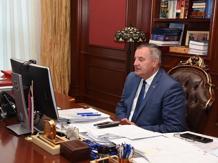 Предсједник Владе Републике Српске разговарао са шефом делегације Свјетске банке