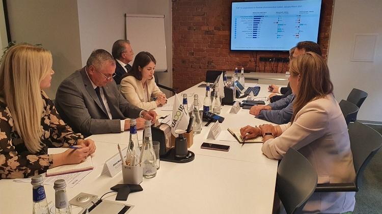 """Санкт Петербург: Састанак са представницима биотехнолошке компаније """"Биокад"""""""